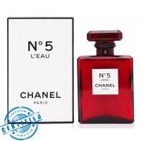 Chanel 5 L Eau Red Edition
