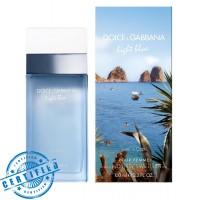 Dolce Gabbana Light Blue Love In Capri