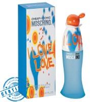 Moschino - Cheap and Chic I Love Love